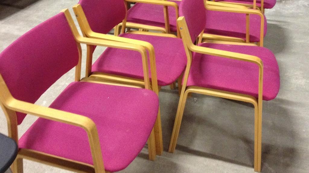 Staffanstorp Lions Club slutar med möbelförsäljningen
