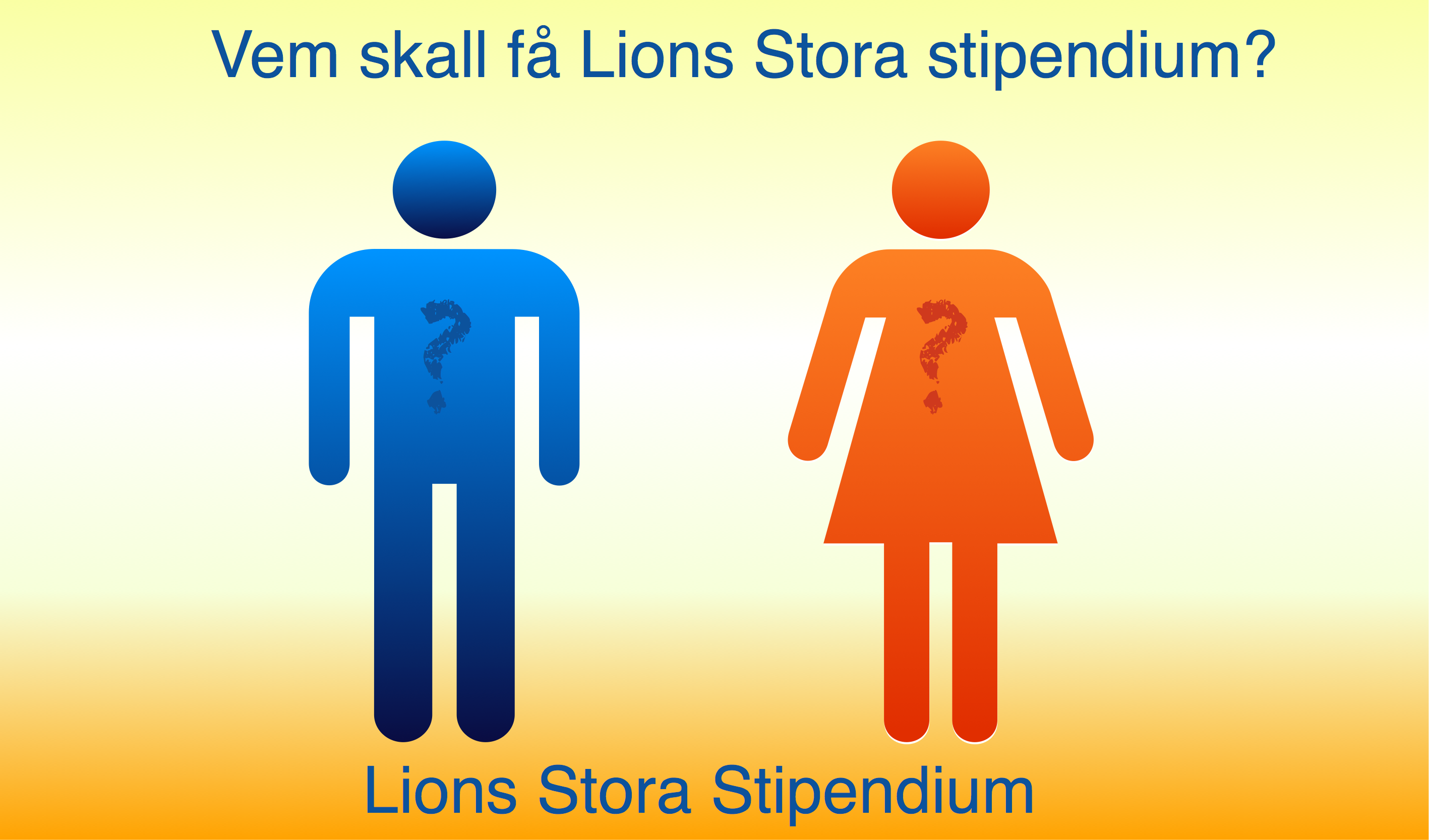 LIONS STORA STIPENDIUM 2015