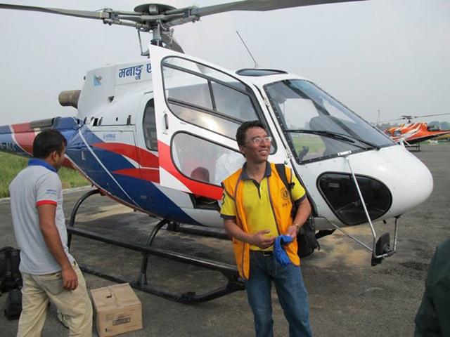 70 000 KRONOR TILL NEPAL