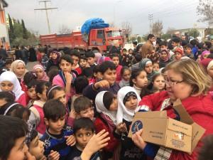 Flyktinghjälp