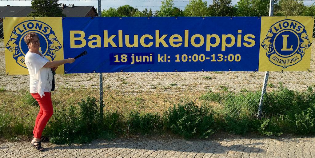 Bakluckeloppis - 1